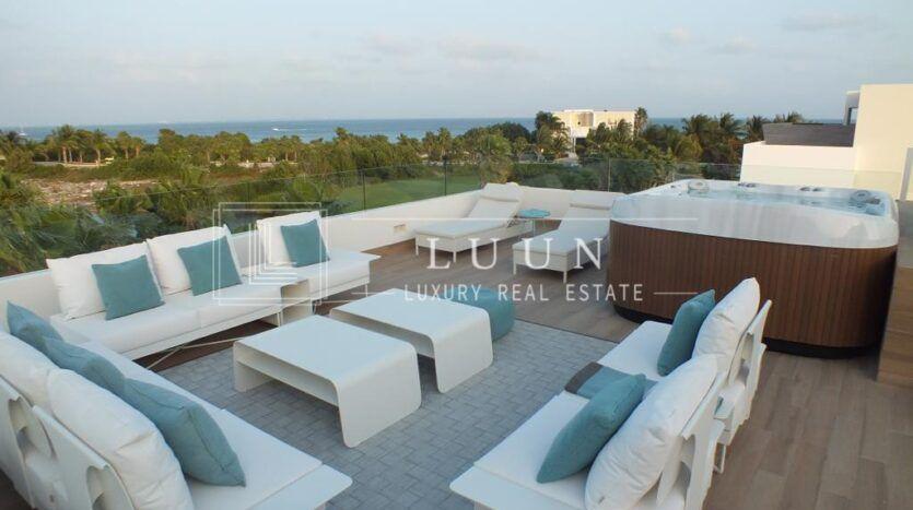 Casa en Venta en área de Canales en Puerto Cancún Luun Luxury Real Estate